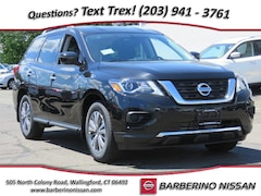 New 2019 Nissan Pathfinder S SUV in Wallingford CT
