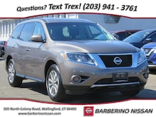 Used 2014 Nissan Pathfinder S SUV in Wallingford CT