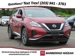 New 2019 Nissan Murano S SUV in Wallingford CT