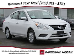 New 2019 Nissan Versa 1.6 SV Sedan in Wallingford CT