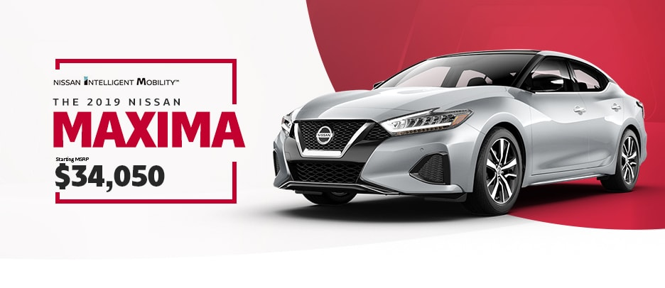 2019 Nissan Maxima at best price Wallingford
