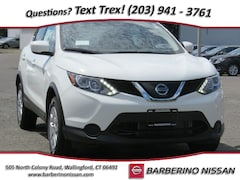New 2018 Nissan Rogue Sport S SUV in Wallingford CT