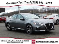 New 2019 Nissan Altima 2.5 Platinum Sedan in Wallingford CT