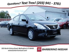 New 2018 Nissan Versa 1.6 SV Sedan in Wallingford CT