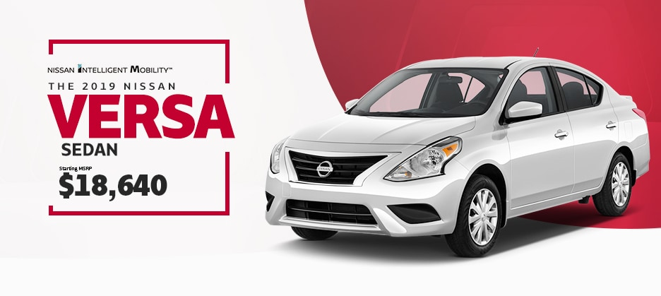 Buy Nissan Versa Sedan Wallingford