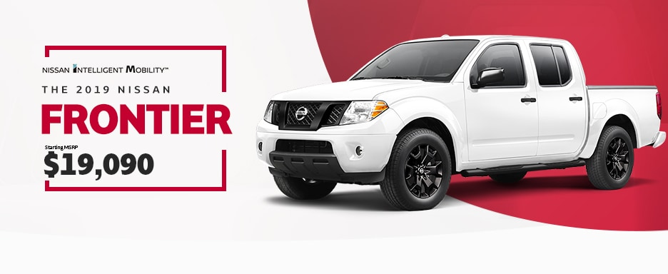 Nissan Frontier Wallingford white