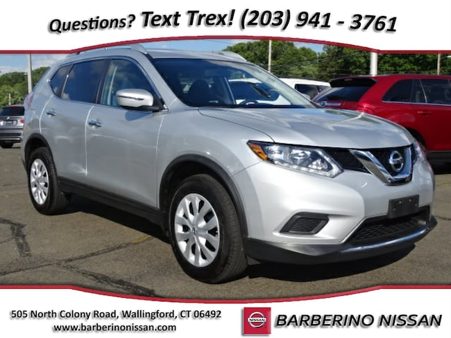 Used2016NissanRogue for sale in Wallingford, CT | Barberino Nissan