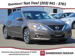 Used 2016 Nissan Altima 2.5 SL Sedan in Wallingford CT