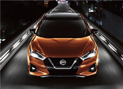2019 nissan maxima brown