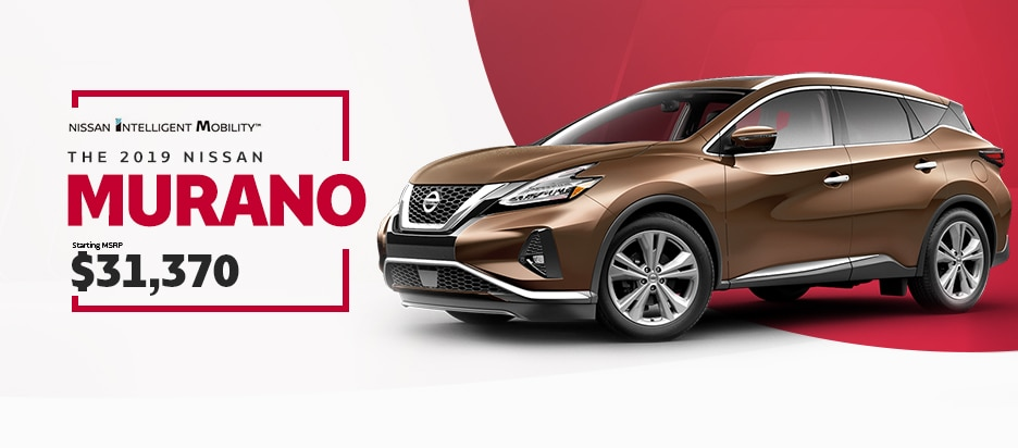 Buy new & used Nissan Murano Wallingford
