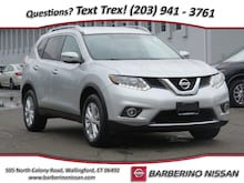 Used 2016 Nissan Rogue SV SUV in Wallingford CT