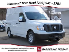 New 2019 Nissan NV Cargo NV2500 HD SV V8 Van High Roof Cargo Van in Wallingford CT