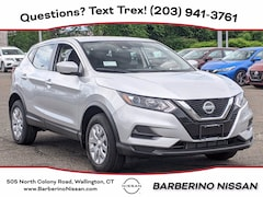New 2020 Nissan Rogue Sport S SUV in Wallingford CT