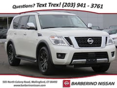 Used 2018 Nissan Armada Platinum SUV in Wallingford CT