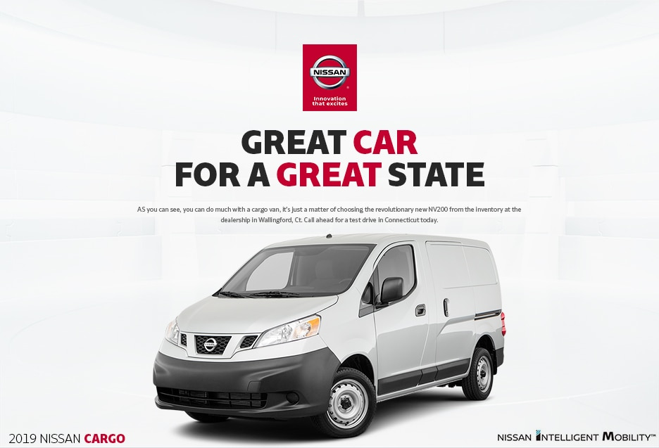 2019 Nissan Cargo Best Price
