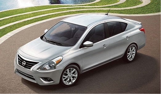 buy new and Used Nissan Versa Sedan Wallingford