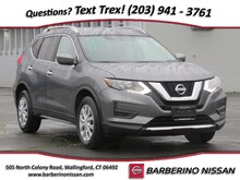 Used 2017 Nissan Rogue S SUV in Wallingford CT