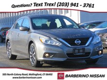 Used 2016 Nissan Altima 2.5 SV Sedan in Wallingford CT