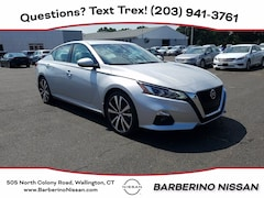 New 2020 Nissan Altima 2.0 Platinum Sedan in Wallingford CT