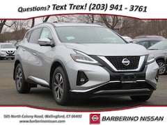 New 2019 Nissan Murano SV SUV in Wallingford CT