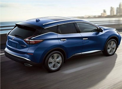 Nissan Murano prices