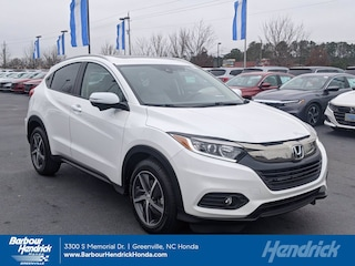New 2021 Honda HR-V EX 2WD CVT SUV for sale in Greenville, NC