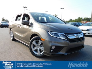 New 2019 Honda Odyssey EX-L w/Navi/RES Auto Minivan for sale in Greenville, NC