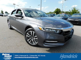 New 2018 Honda Accord Hybrid Sedan Sedan BH24037 for sale in Greenville, NC