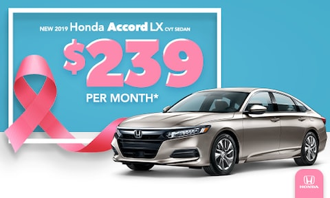 2019 Accord Offer - October