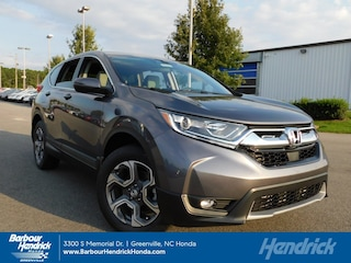 New 2018 Honda CR-V EX AWD SUV BH23994 for sale in Greenville, NC
