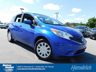 Used 2016 Nissan Versa Note 5dr HB CVT 1.6 S Plus Hatchback PU11011 for sale in Greenville, NC