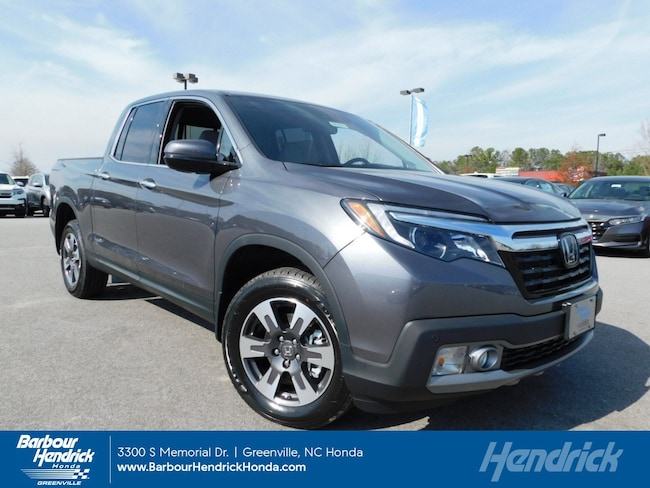 2019 Honda Ridgeline RTL-E AWD Pickup