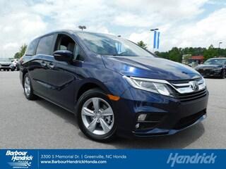 New 2019 Honda Odyssey EX-L Auto Minivan for sale in Greenville, NC