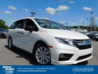 New 2019 Honda Odyssey LX Auto Minivan for sale in Greenville, NC