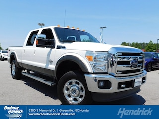 Used 2016 Ford Super Duty F-250 SRW Lariat 4WD Crew Cab 156 Pickup PU11027 for sale in Greenville, NC