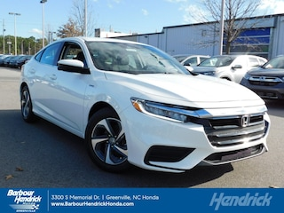 New 2019 Honda Insight EX CVT Sedan BH24290 for sale in Greenville, NC