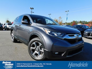 New 2018 Honda CR-V EX AWD SUV BH24182 for sale in Greenville, NC