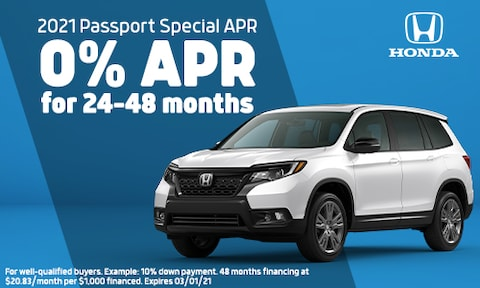 2021 Passport APR Special