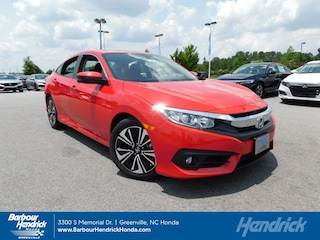 2018 Honda Civic Sedan EX-T CVT Sedan