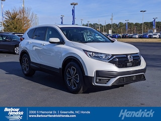 New 2021 Honda CR-V EX-L 2WD SUV for sale in Greenville, NC