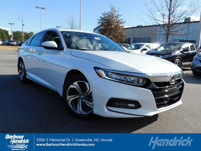 2019 Honda Accord Sedan EX 1.5T CVT Sedan