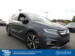 New 2019 Honda Odyssey Elite Auto Minivan for sale in Greenville, NC