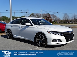 New 2019 Honda Accord Sport 1.5T CVT Sedan BH24373 for sale in Greenville, NC