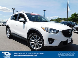 Used 2015 Mazda CX-5 Grand Touring FWD 4dr Auto SUV DT11601A for sale in Greenville, NC