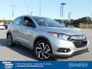 New 2019 Honda HR-V Sport 2WD CVT SUV for sale in Greenville, NC