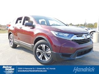 New 2019 Honda CR-V LX 2WD SUV BH24686 for sale in Greenville, NC
