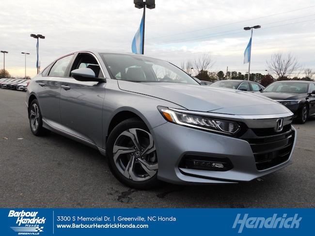 2019 Honda Accord Sedan EX 1.5T CVT Sedan