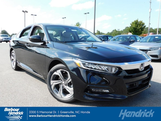 2018 Honda Accord Sedan EX-L 1.5T CVT Sedan