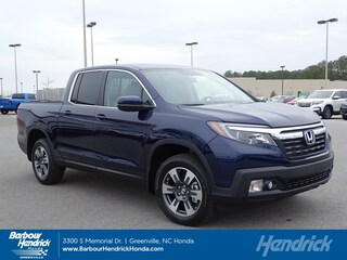 New 2019 Honda Ridgeline RTL AWD Pickup for sale in Greenville, NC