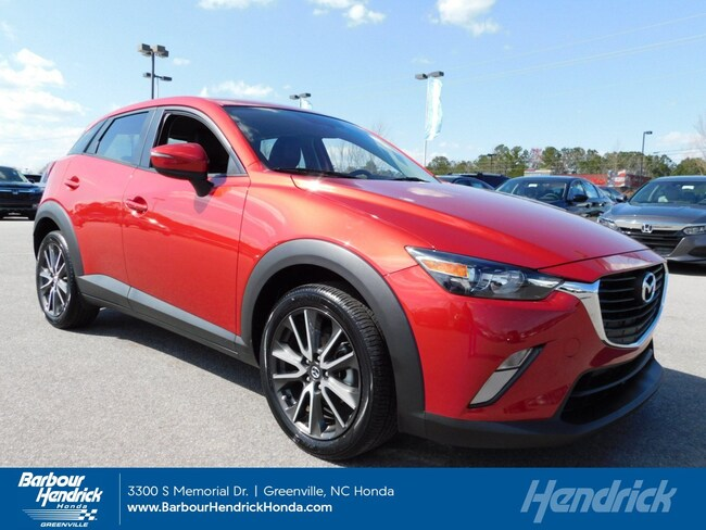 Used 2017 Mazda CX-3 Touring FWD SUV for sale in Greenville, NC